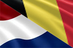 Dutch Belgian yacht flag